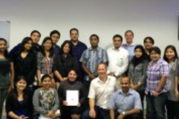 Dubai: Erfolgreicher Workshop